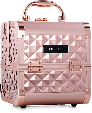 Inglot Makeup Case Diamond Mini Rose